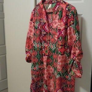 Shirt/Mini dress